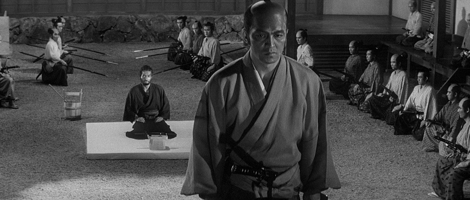 Nordling's Samurai Sunday - Nordling Commits HARAKIRI (1962)!