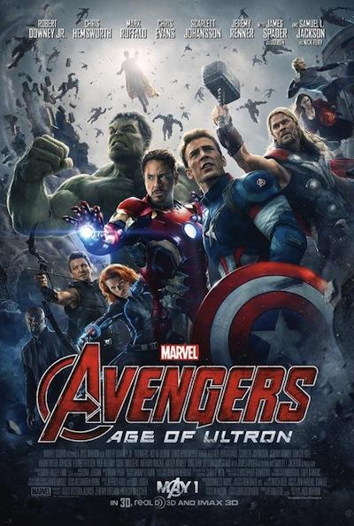 Avengers Ultron Poster