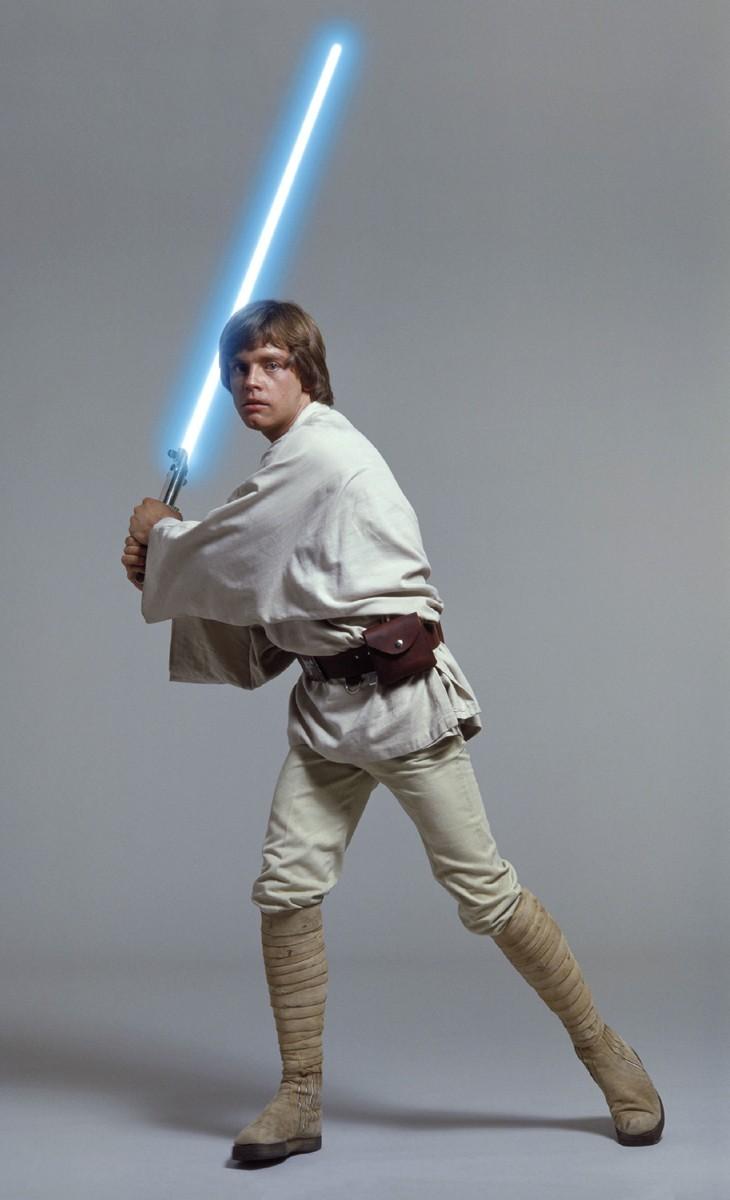 Luke Skywalker Filme