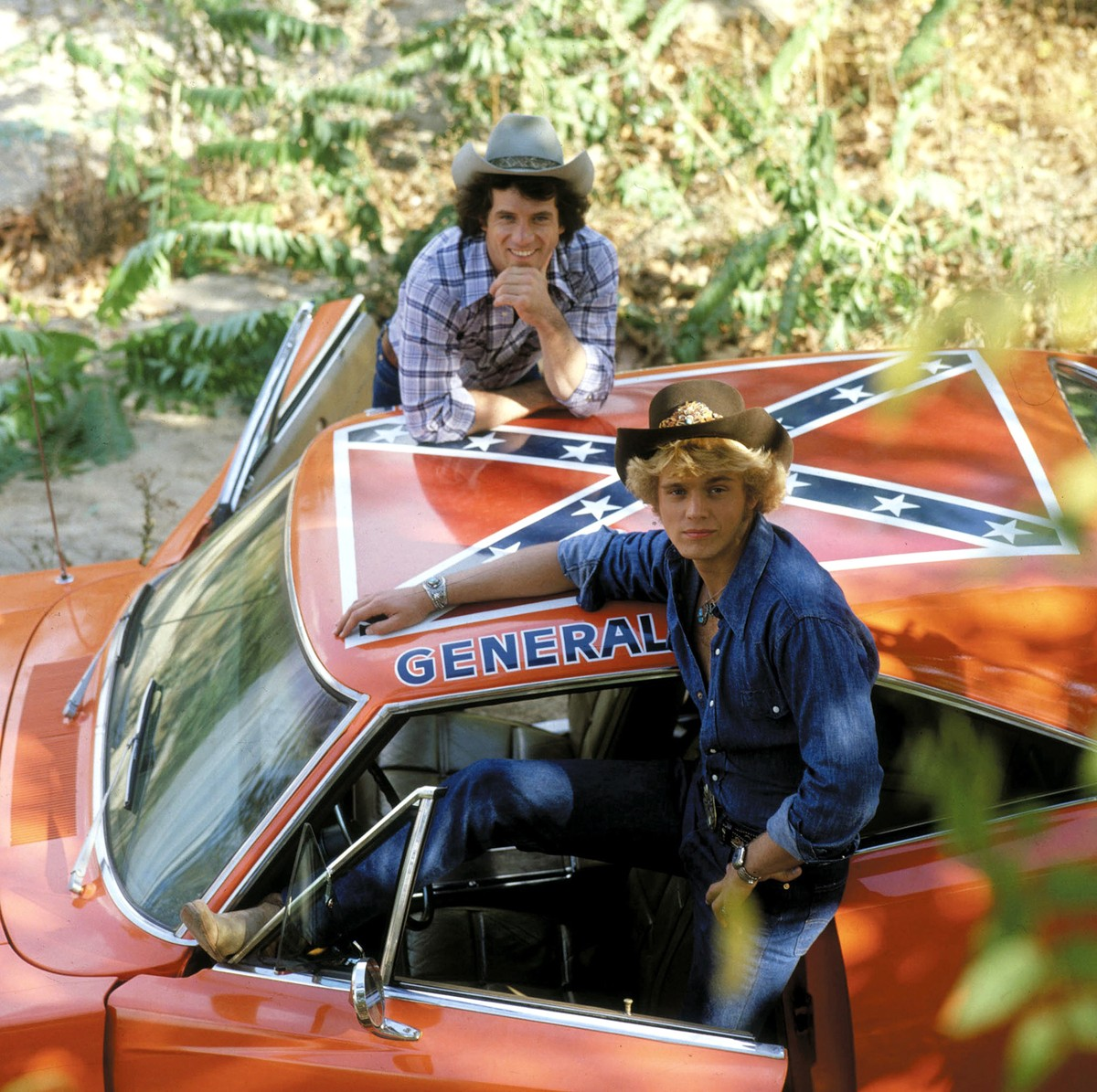 Owner Of DUKES OF HAZZARD's General Lee Is Repainting The ...