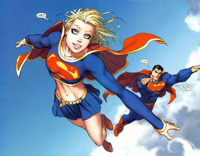 Melissa Benoist To Star As Supergirl - Entertainment News