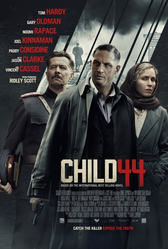 CHILD 44 UK Poster