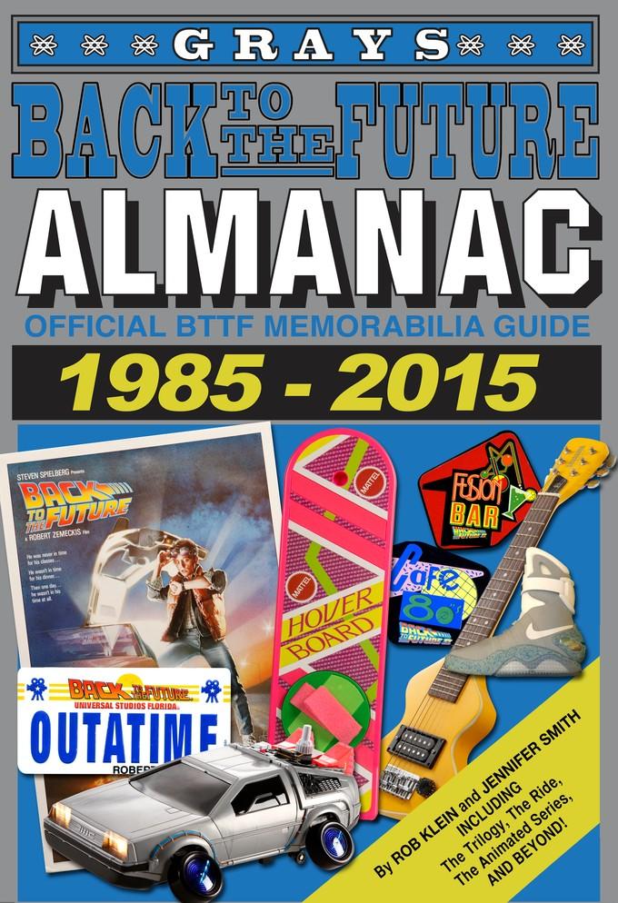BTTF ALMANAC cover