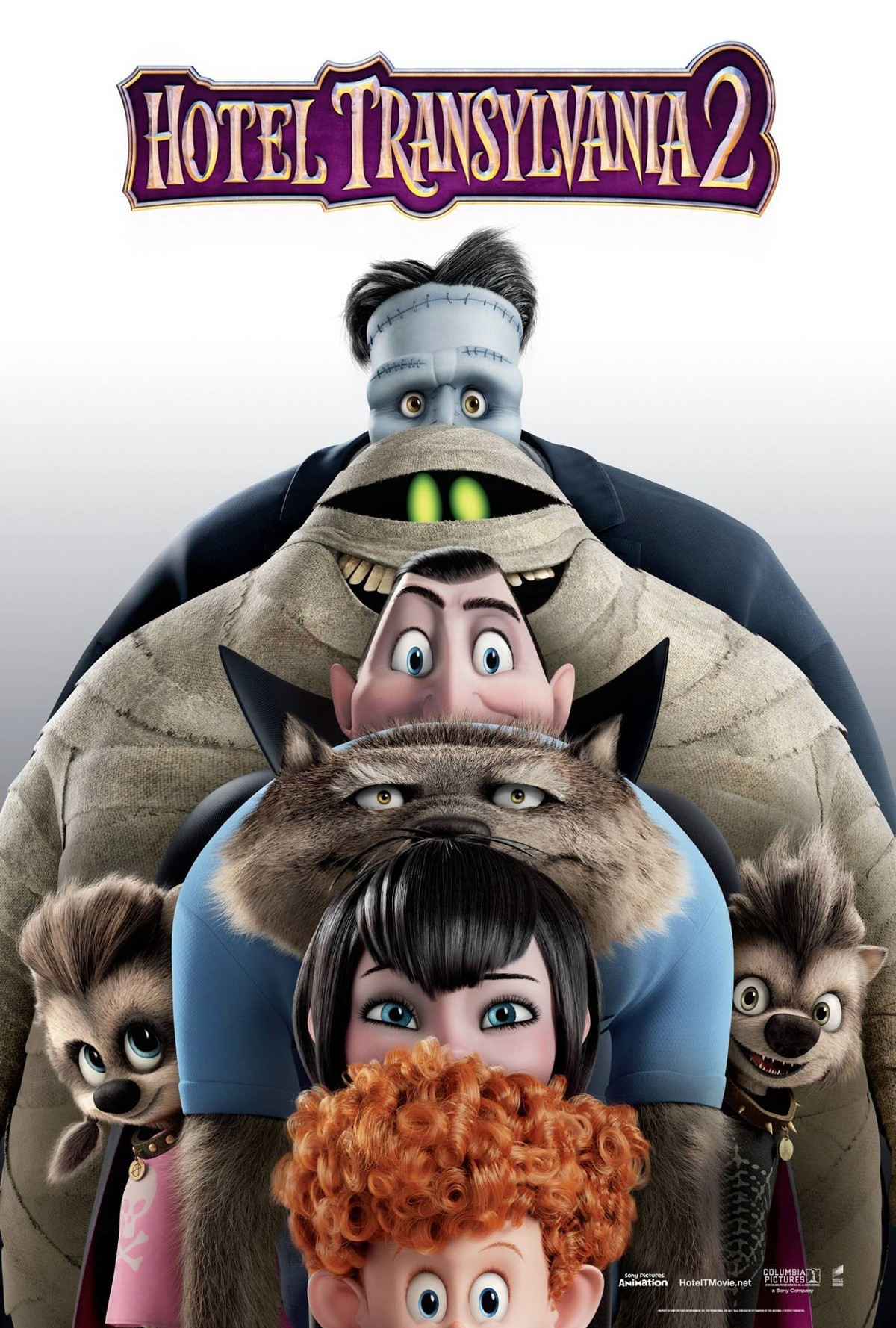 A New Poster For Hotel Transylvania 2