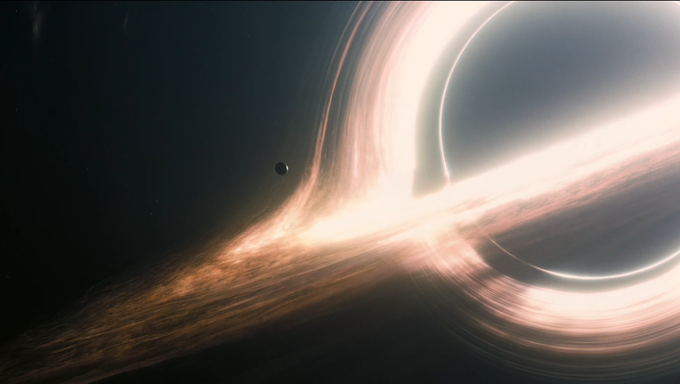 INTERSTELLAR - Gargantua