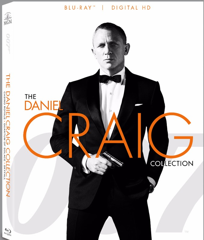 New Bond Blu Craig