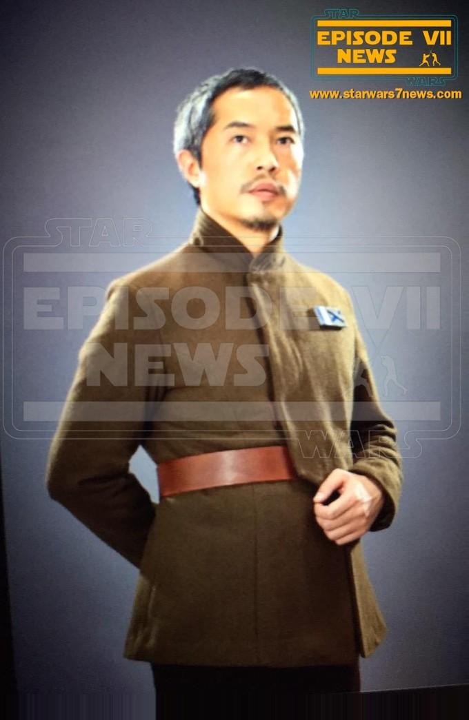 Ken Leung - STAR WARS: THE FORCE AWAKENS