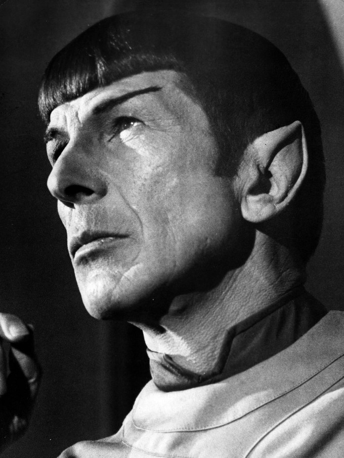 STAR TREK: THE MOTION PICTURE - Nimoy
