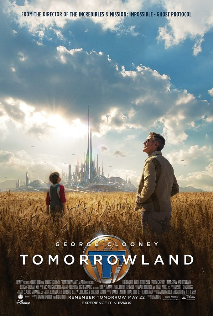 TOMORROWLAND new poster