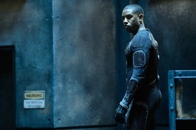 Michael B. Jordan to go from superhero to vampire in BLOOD BROTHERS!