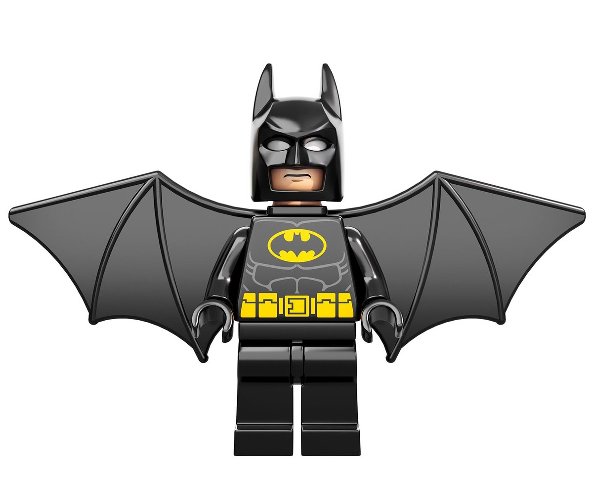And Lady Activewear Models New LEGO BATMAN Trailer