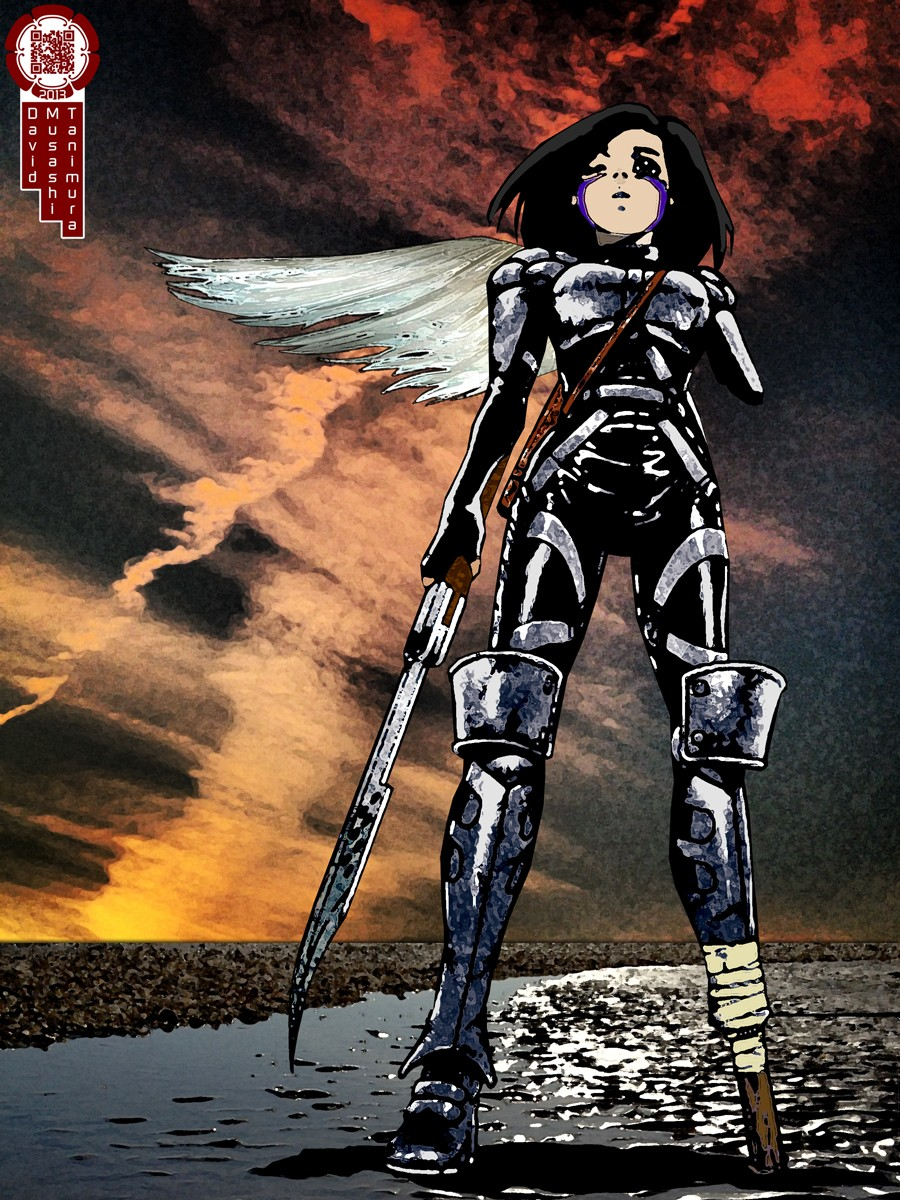Robert Rodriguez Alita >> Check out the Alita short list for the Robert Rodriguez/James Cameron BATTLE ANGEL flick!