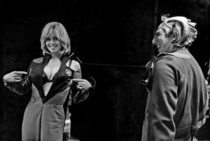 """Image result for galaxy quest behind the scenes"""""""