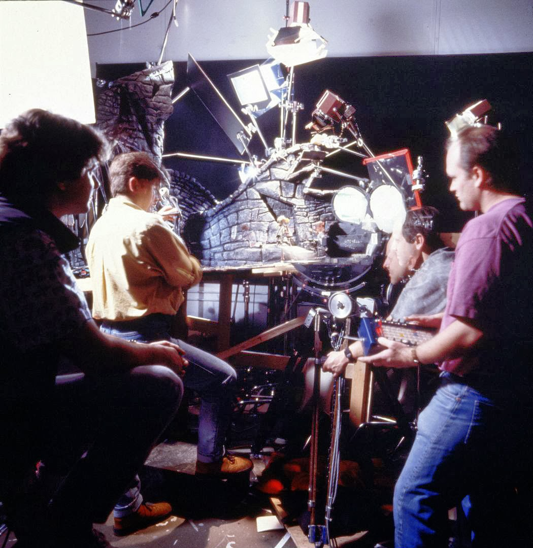 The Behind the Scenes Pic of the Day: From the making of THE ...