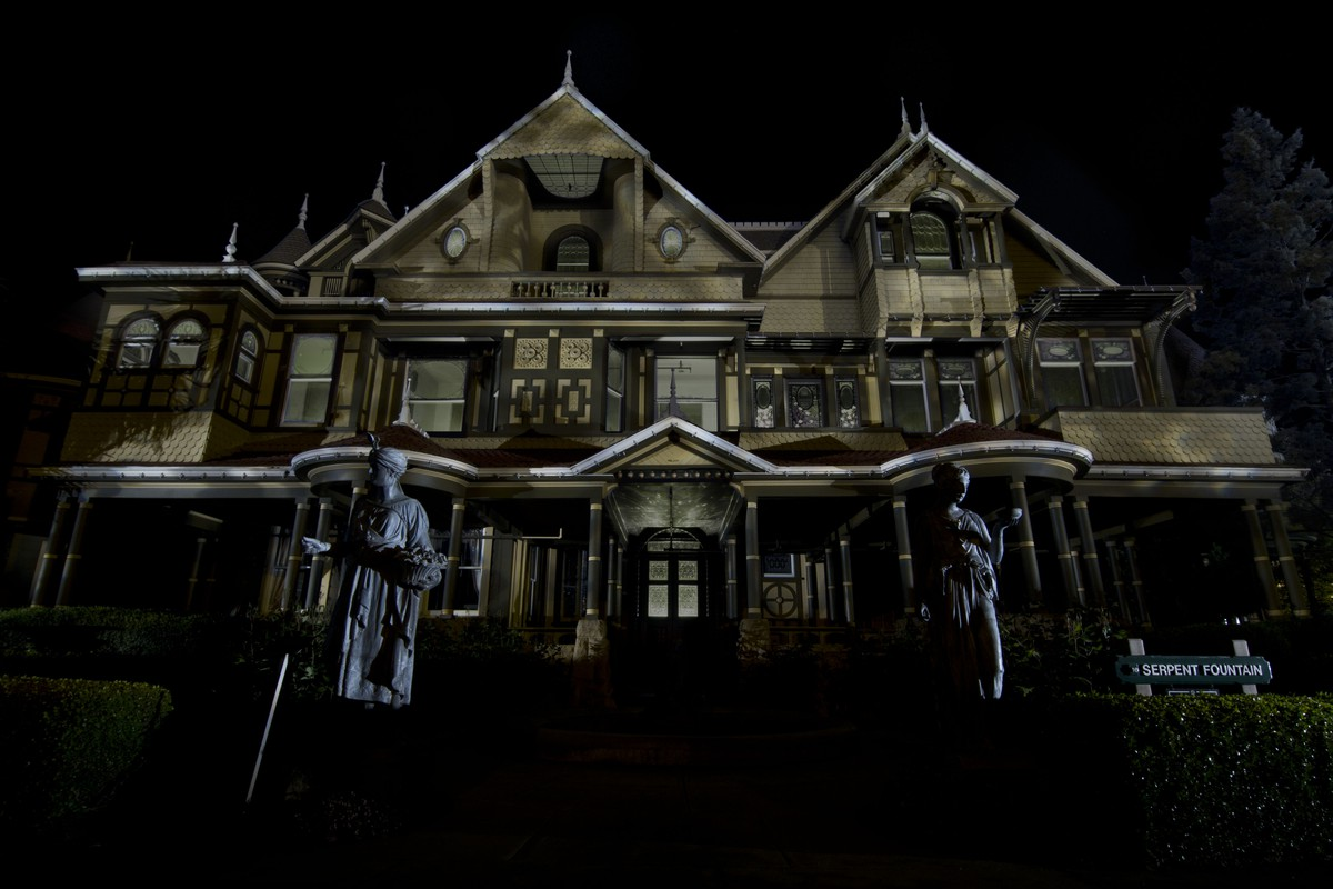 Cbs Films To Distribute A Winchester Mystery House Film