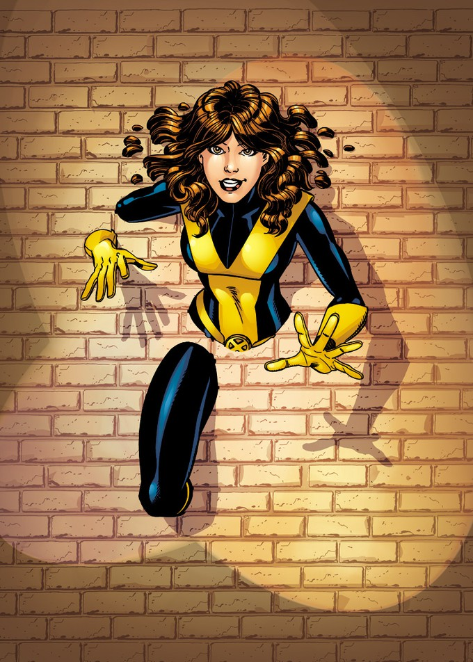 X-MEN: KITTY PRYDE Film in the Works