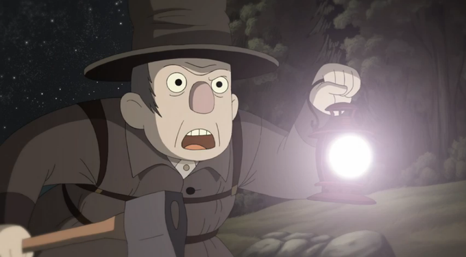 Over The Garden Wall Review Spoilers