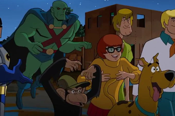 Scooby Doo And Batman Brave And The Bold Movie Trailer