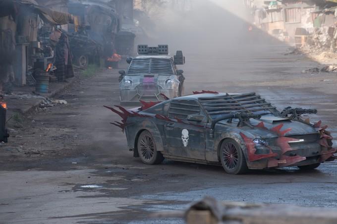 Death Race  Inferno Cars