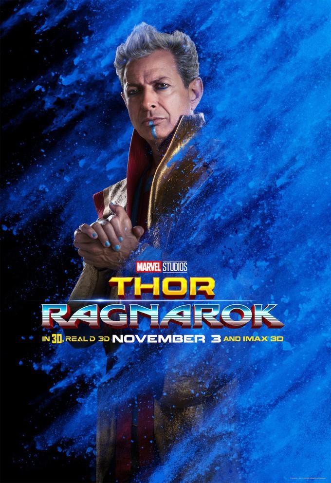 The Electric Thor Ragnarok Kool Aid Acid Test Character