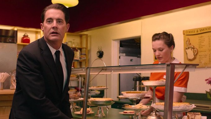 Twin Peaks Pie Quote: TWIN PEAKS!! Sunday Brings One Of The Five Final Hours