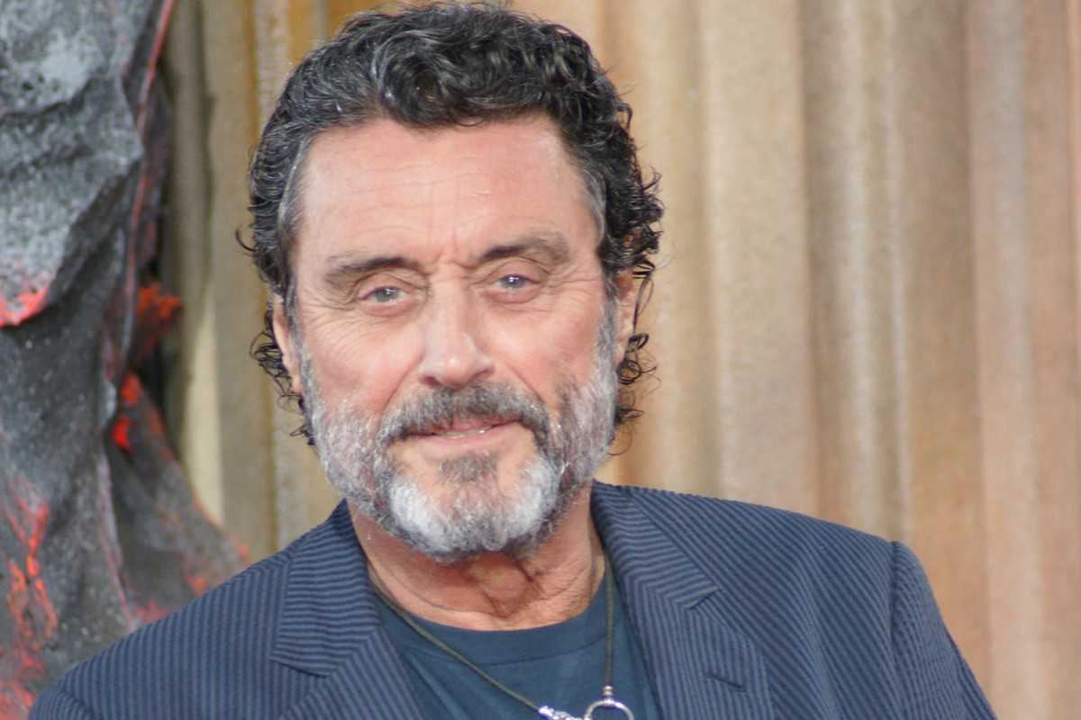 Ian McShane to play Professor Broom for Neil Marshall in the Hellboy reboot!