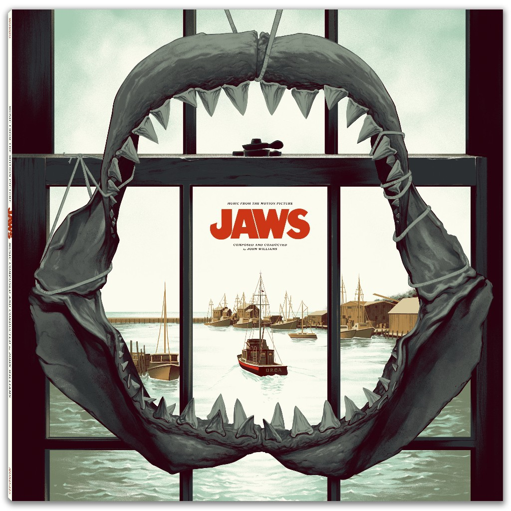 Mondo Is Releasing John Williams Jaws Score On Vinyl And