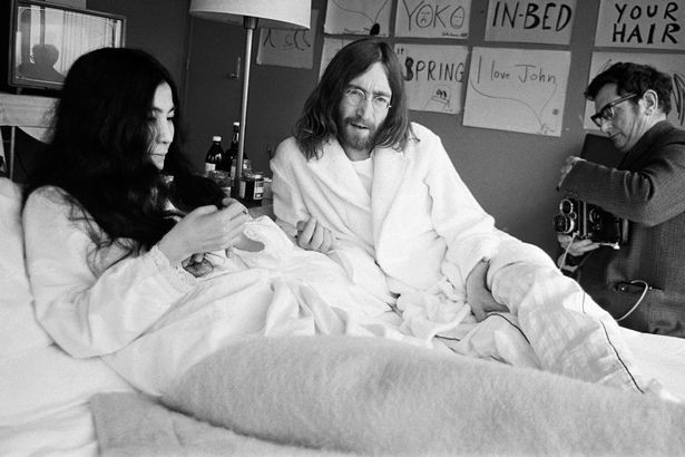Yoko Ono John Lennon The Movie Is In Works