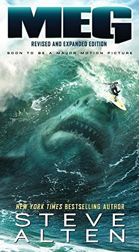 Ridiculously giant shark movie MEG pushed back to August, 2018!