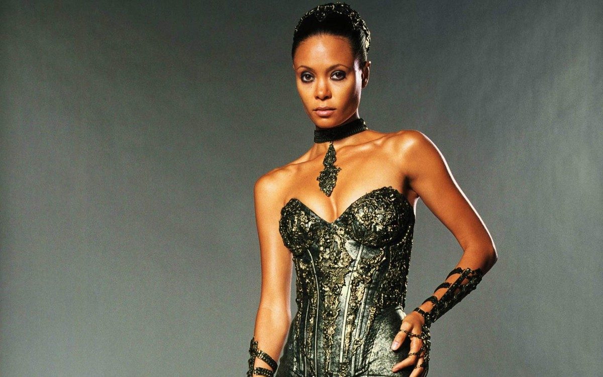 Thandie newton interview with the vampire - 4 1