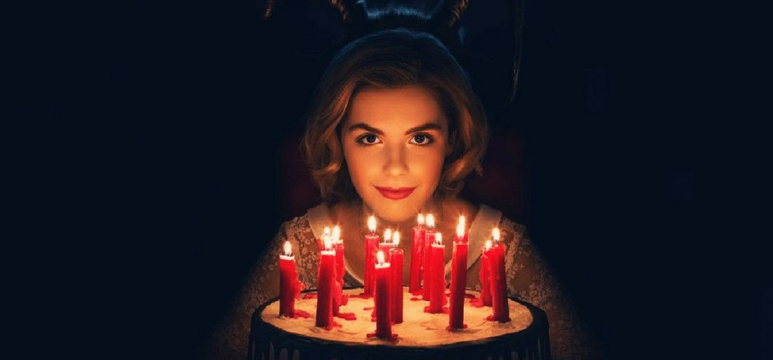 CHILLING ADVENTURES OF SABRINA Looks Spooky!