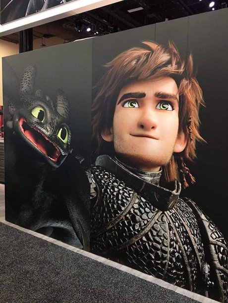 How to train your dragon 3 images revealed ccuart Gallery