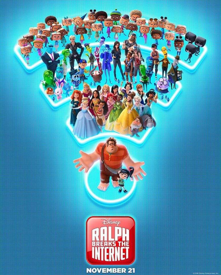 wreckit ralph 2 embraces internet culture with a buttload