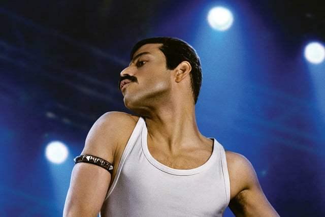 Rami Malek as Freddie Mercury, BOHEMIAN RHAPSODY