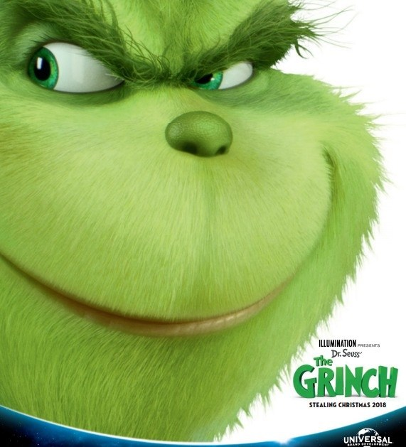 The Grinch Grinches The Cat In The Hat Trailer