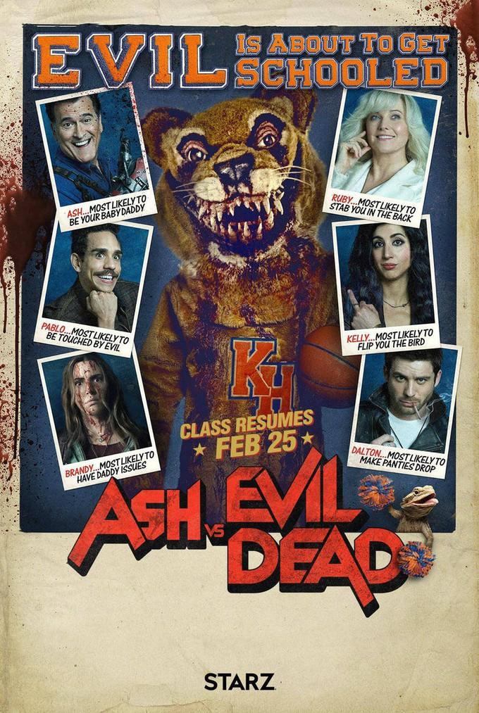 Ash vs Evil Dead Temporada 3 Latino 720p