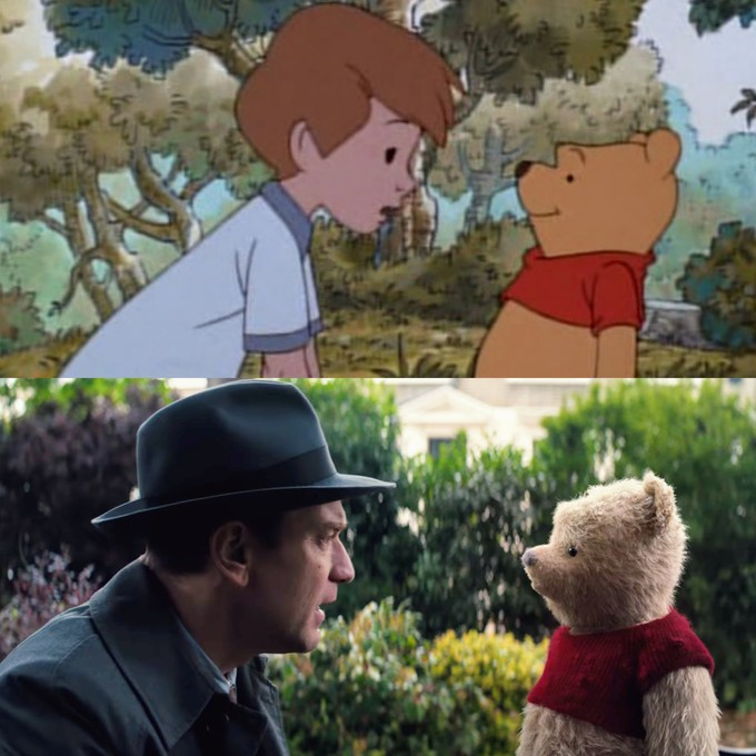 Latest Quot Christopher Robin Quot Trailer Is As Sweet As Honey
