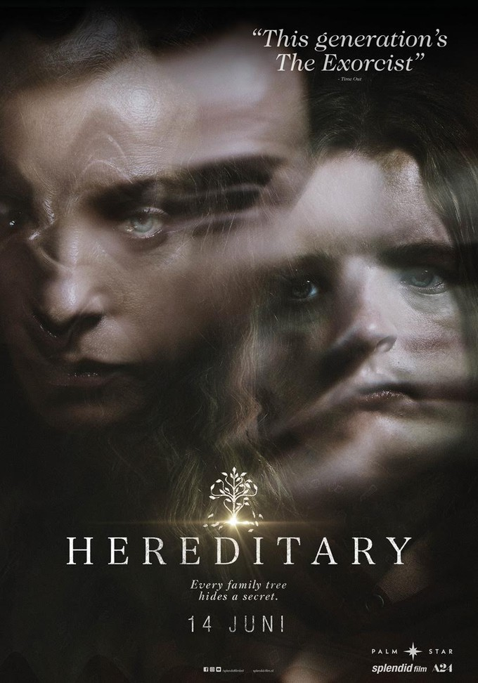 HEREDITARY Takes Us On A Journey Through Loss Grief And The Sacrifices Made By Parents Children Alike To Raise Up Family Though Actual Hellish