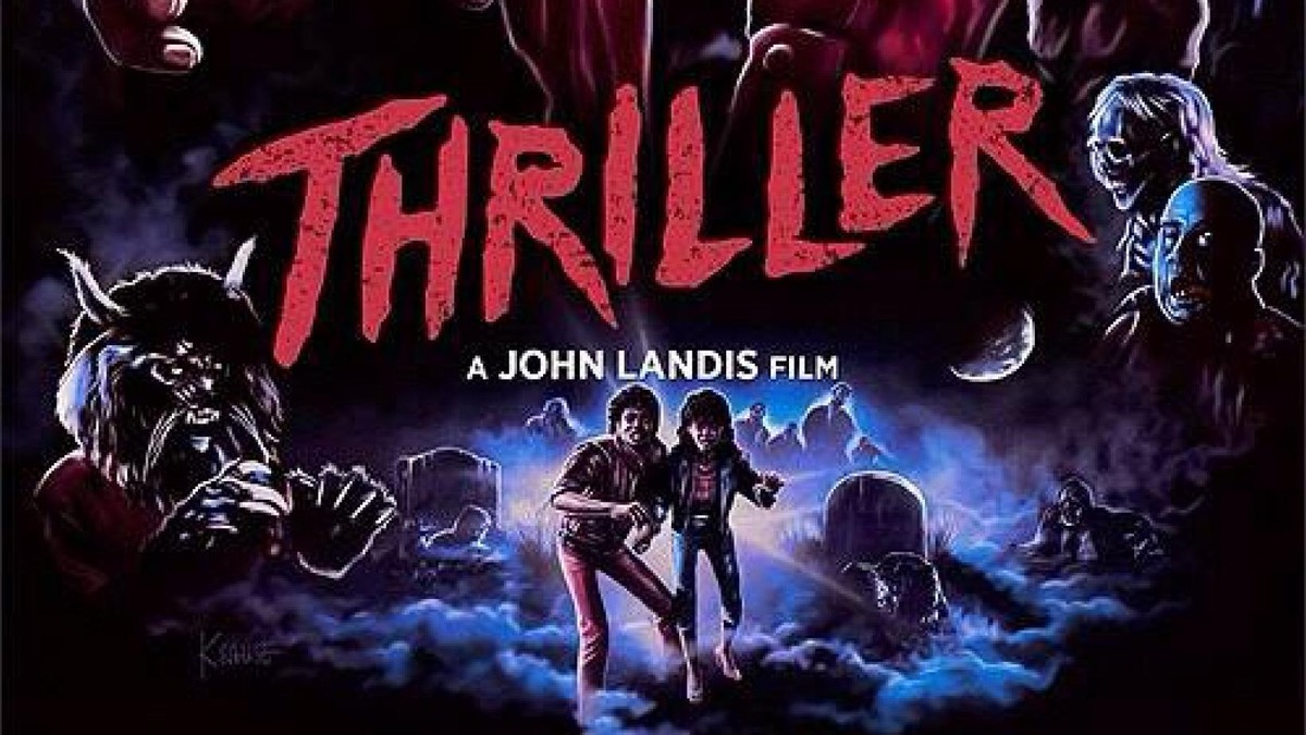 "Rick Baker, John Landis and Michael Jackson's Groundbreaking 1983 Music  Video ""Thriller"" @IMAX in 3D"