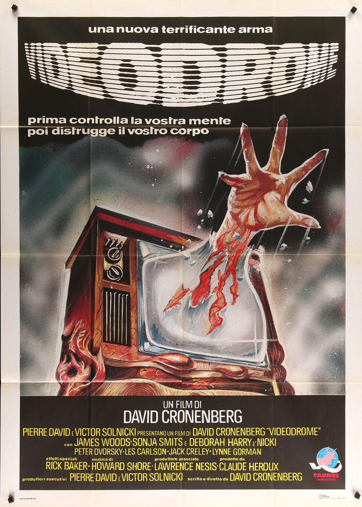Beyond Fest Is Going To Cronenberg The F Out