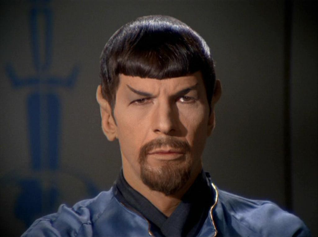 The Spock-Beard Returns, As Does Number One!! Lengthy New ...