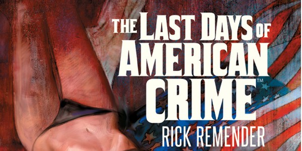 The Last Days Of American Crime Is Coming To Netflix