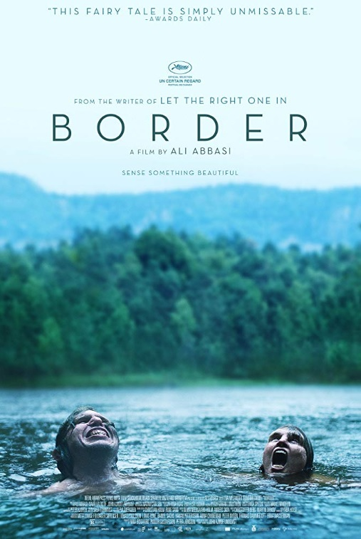 Eero Milonoff and Eva Melander in BORDER