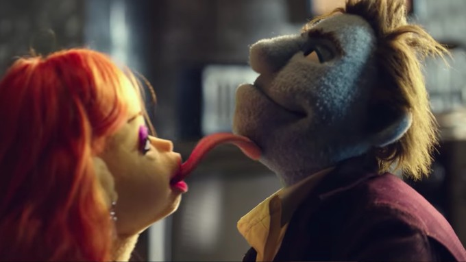 Image result for happytime murders