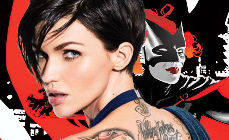 "Ruby Rose is television's ""Batwoman"""