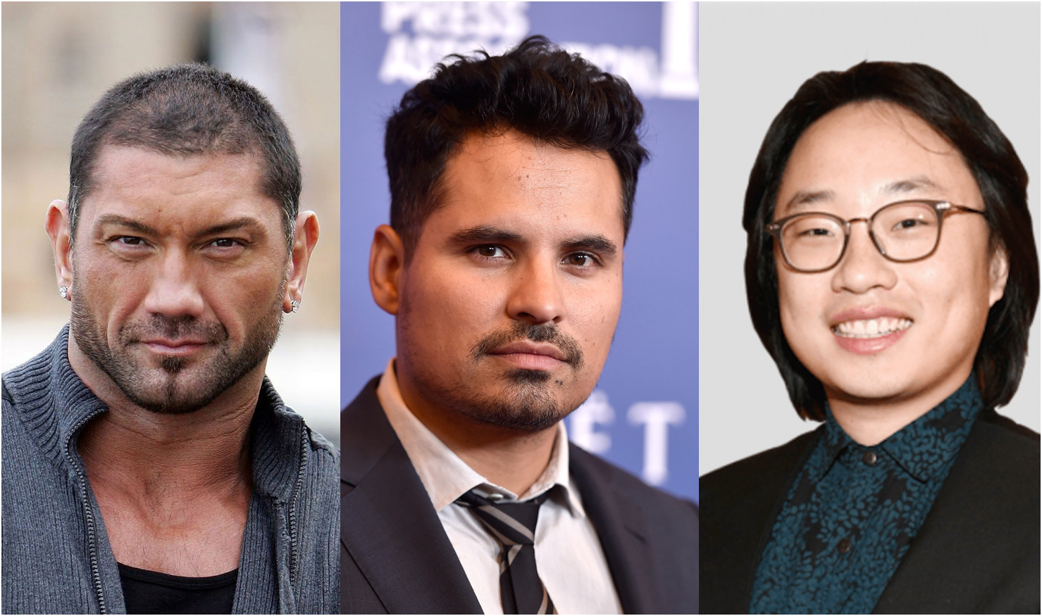 Dave Bautista in talks to join Michael Pena and Jimmy O. Yang in FANTASY ISLAND movie