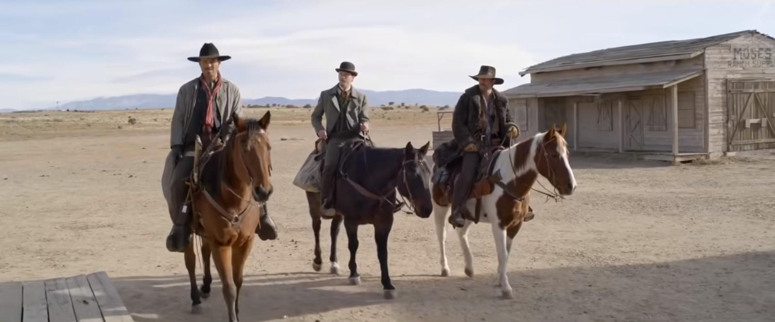 Scott Martin, Christoph Sanders, and Clint Hummel in BIG KILL