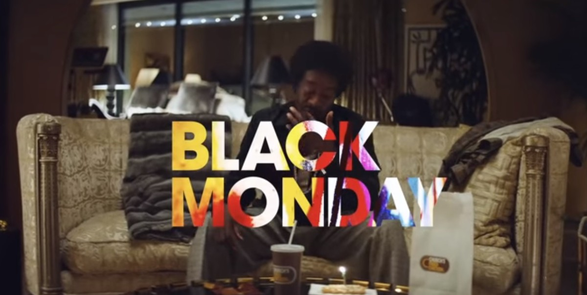 Showtime Goes Old School For The Quot Black Monday Quot Trailer