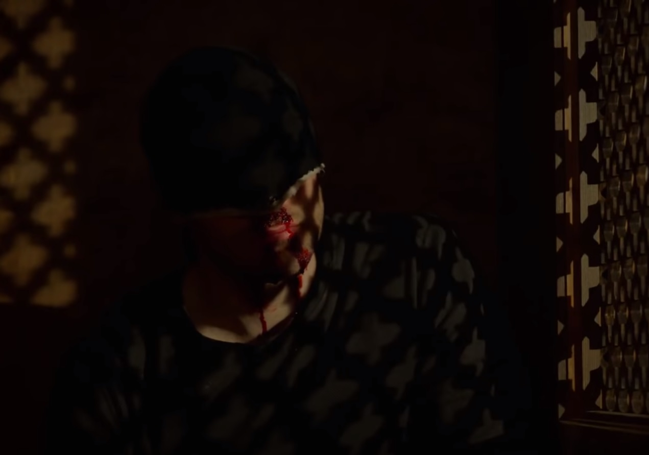 "Charlie Cox as ""Daredevil"" (season 3)"