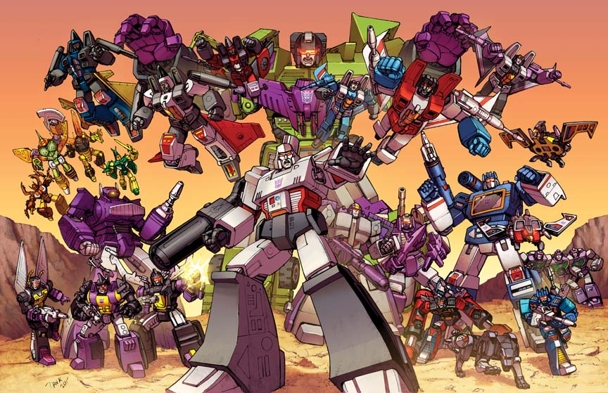 Decepticons (animated)